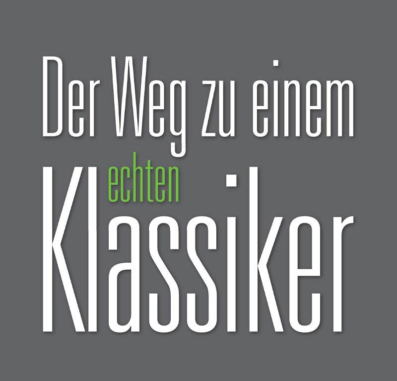 Kampagnenpage: Wenn Klassiker online gehen.