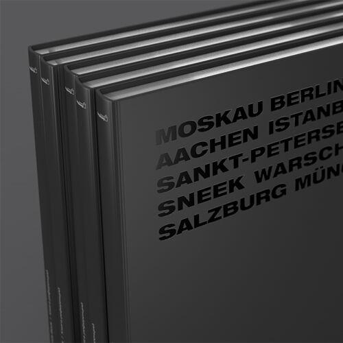 Referenzbücher: Exklusive Inhalte, hochwertig verpackt.