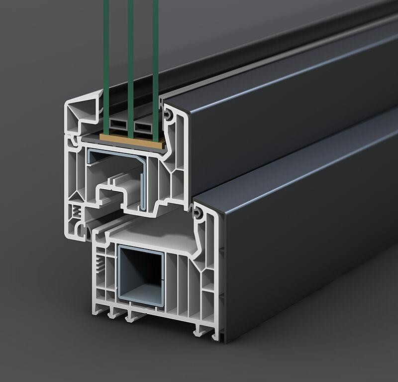 3D-Produktschnitt: Detaileinblicke in Konstruktionen.